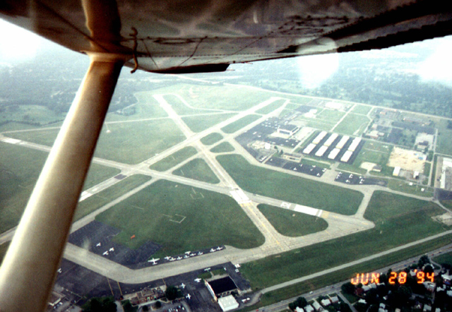 1994 06 28 flying over bowman field lousiville kentucky