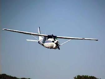 Cessna-on-approach